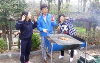 4월 삼겹살 파티 5