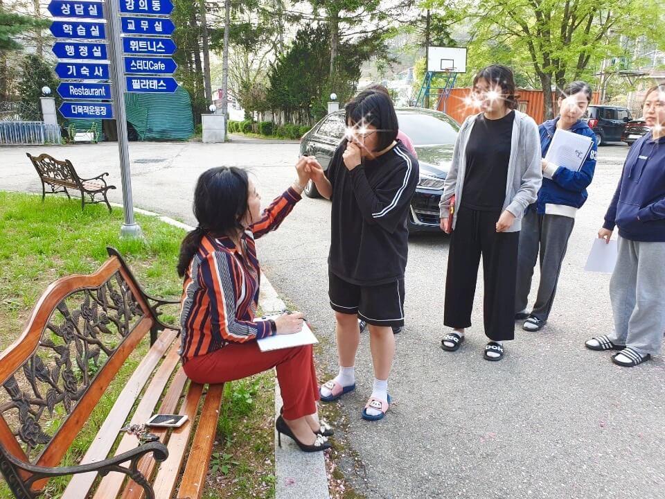 전혜림 특강 싸인