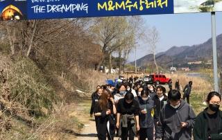 북한강 산책